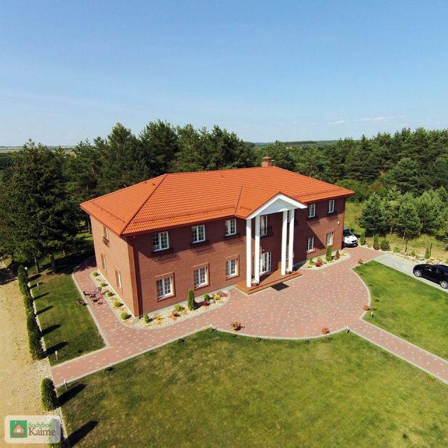 La villa royale sodybos kaime for Villa royale